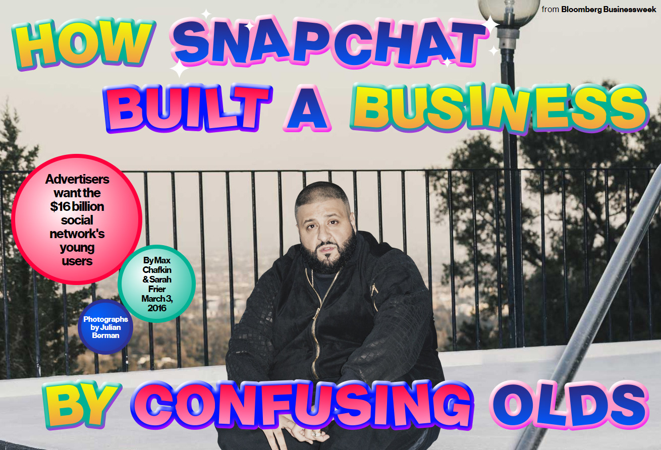 Snapchat feature